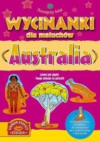 AUSTRALIA WYCINANKI DLA MALUCHÓW wydawnictwo PUBLICAT