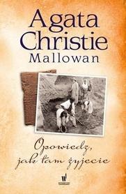 OPOWIEDZ JAK TAM ŻYJECIE Agata Christie wydawnictwo PUBLICAT
