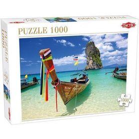 WYSPA KOH PODA Puzzle 1000 elementów TACTIC
