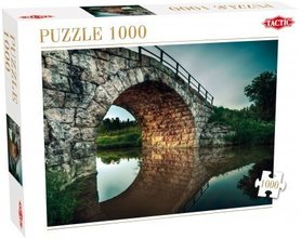 UNDER THE BRIDGE Puzzle 1000 elementów TACTIC
