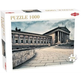 WIEDEŃ Puzzle 1000 elementów TACTIC