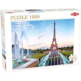 WIEŻA EIFFLA  Puzzle 1000 elementów TACTIC