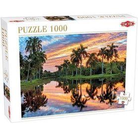 BOTANIC GARDEN  Puzzle 1000 elementów TACTIC