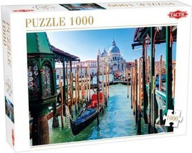 GRAND CANAL CHURCH  Puzzle 1000 elementów TACTIC