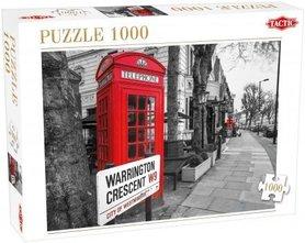 LONDYN   Puzzle 1000 elementów TACTIC