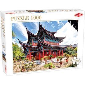 STARE MIASTO DAYAN   Puzzle 1000 elementów TACTIC