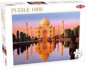 TAJ MAHAL   Puzzle 1000 elementów TACTIC