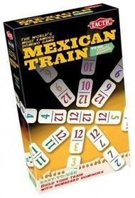 MEXICAN TRAIN GRA DOMINO WERSJA PODRÓŻNA  TACTIC