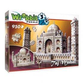 TADŹ MAHAL TAJ MAHAL WREBBIT 3D PUZZLE 950 elementów TACTIC