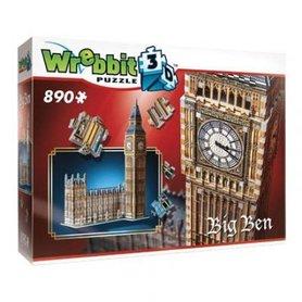 BIG BEN WREBBIT 3D PUZZLE 890 elementów TACTIC