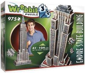 EMPIRE STATE BUILDING WREBBIT 3D PUZZLE 975 elementów TACTIC