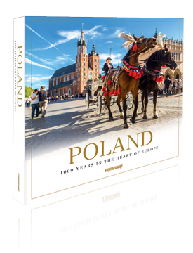 POLSKA ALBUM MINI Poland 1000 Years in the Heart of Europe wer. ang EXPRESSMAP
