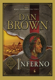 INFERNO DAN BROWN wyd. SONIA DRAGA