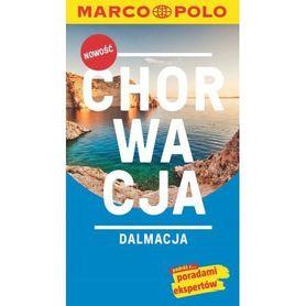 CHORWACJA DALMACJA przewodnik + mapa MARCO POLO
