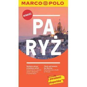 PARYŻ przewodnik + mapa MARCO POLO