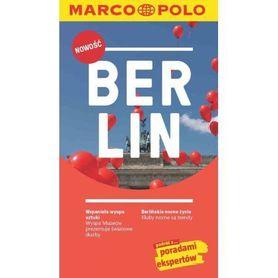 BERLIN przewodnik + mapa MARCO POLO