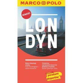LONDYN przewodnik + mapa MARCO POLO 2017