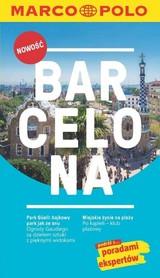 BARCELONA przewodnik + mapa MARCO POLO