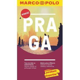PRAGA przewodnik + mapa MARCO POLO 2017
