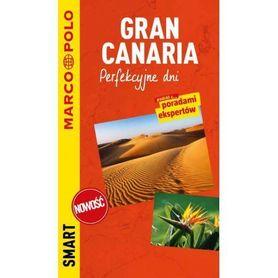 GRAN CANARIA przewodnik + mapa MARCO POLO SMART