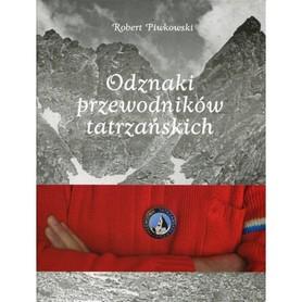 ODZNAKI PRZEWODNIKÓW TATRZAŃSKICH album COTG PTTK