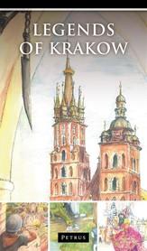 LEGENDY O KRAKOWIE  Legends of Krakow j. angielski wyd. PETRUS