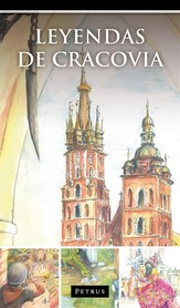 LEGENDY O KRAKOWIE  Leyendas de Cracovia j. hiszpański wyd. PETRUS