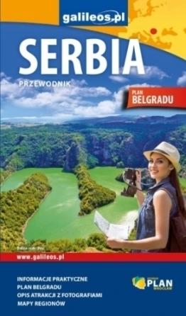 SERBIA przewodnik turystyczny STUDIO PLAN