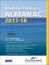 Mediterranean Almanac 2017/18 ALMANACH ŚRÓDZIEMNOMORSKI 2017/2018 IMRAY