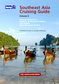 Southeast Asia Cruising Guide Volume II IMRAY