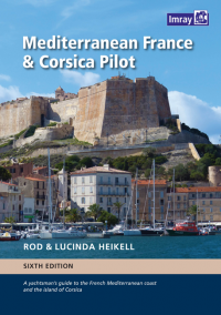 Mediterranean France and Corsica Pilot IMRAY 2017