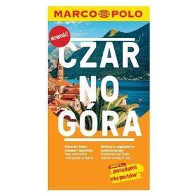 CZARNOGÓRA  przewodnik + mapa MARCO POLO 2017