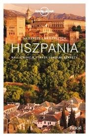 HISZPANIA PRZEWODNIK LONELY PLANET PASCAL