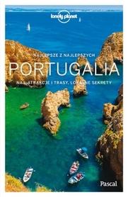 PORTUGALIA PRZEWODNIK LONELY PLANET PASCAL 2017