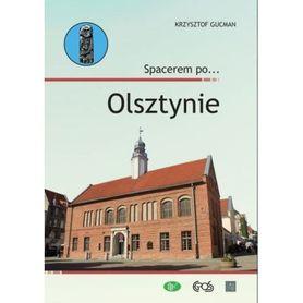 OLSZTYN Spacerem po Olsztynie przewodnik EGROS