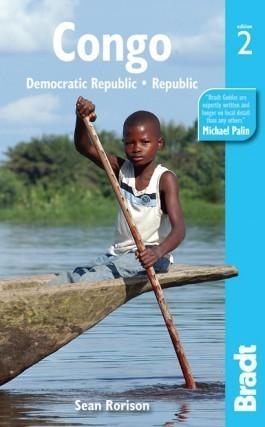 KONGO DEMOKRATYCZNA REPUBLIKA KONGO przewodnik turystyczny BRADT