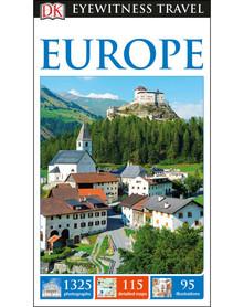 EUROPA EUROPE przewodnik DK 2017