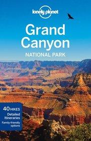 GRAND CANYON NP 3 przewodnik LONELY PLANET