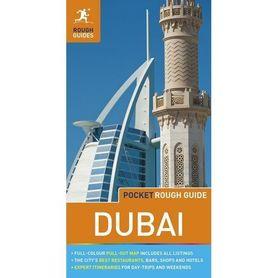 DUBAI DUBAJ przewodnik POCKET ROUGH GUIDES 2016