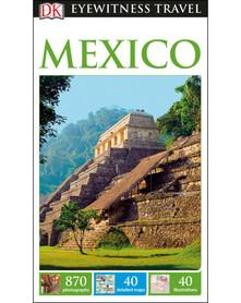 MEKSYK MEXICO przewodnik turystyczny DK 2017