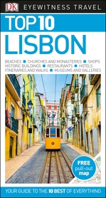 LISBON LIZBONA przewodnik TOP 10 DK 2017