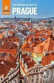 PRAGA PRAGUE przewodnik ROUGH GUIDES 2018