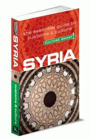 SYRIA - Culture Smart! przewodnik KUPERARD