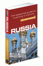 ROSJA - Culture Smart! przewodnik KUPERARD