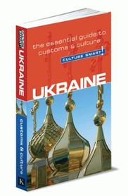 UKRAINA - Culture Smart! przewodnik KUPERARD
