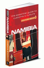 NAMIBIA - Culture Smart! przewodnik KUPERARD