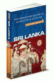 SRI LANKA - Culture Smart! przewodnik KUPERARD