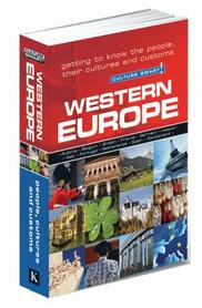 EUROPA ZACHODNIA Western Europe- Culture Smart! - przewodnik KUPERARD