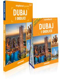 DUBAJ I OKOLICE explore! guide LIGHT przewodnik z mapą EXPRESSMAP