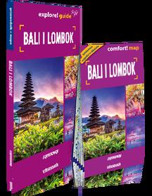 BALI I LOMBOK explore! guide LIGHT przewodnik z mapą EXPRESSMAP 2018